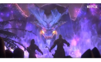 网飞CG动画电影《怪物猎人》8月12日上映!