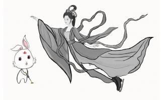 中秋古风动漫盼冬奥主题视频宣传片制作剧本